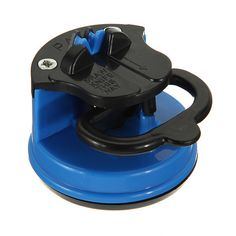 Sharpener Knife Grit Kitchen Safety With Secure Suction Pad Tools professional sharpening