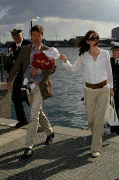 23 June 2006 - Arriving in Copenhagen after Summer Cruise to the island of Bornholm