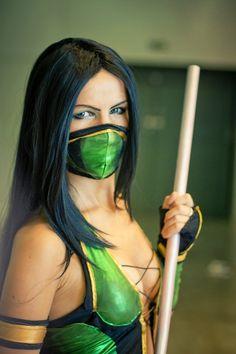 Jade Mortal Kombat cosplay by Nemu013 on DeviantArt