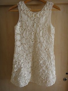 Ravelry: alyoshka's Irish crochet lace dress