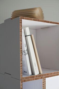 Cardboard Furniture - Heikki Ruoh