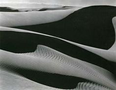 """Dunes, Oceano"" [Credit: © Edward Weston]"