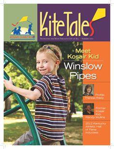 Meet Kosair Kids Winslow Pipes   Kite Tales Summer 2012