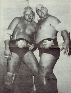 Dick Murdoch & Dusty Rhodes