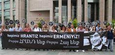 El Presidente de Turquía, Recep Tayyip Erdogan ha cambiado por completo su visión que había expresado hace ocho meses en relación con el asesinato del periodista Hrant Dink que fue muerto a tiros el 19 de enero, 2007 fuera de la oficina de su semanario.