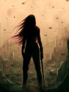 Fan art of 'Gamora' from 'Guardians Of The Galaxy' Marvel Art, Marvel Dc Comics, Marvel Heroes, Marvel Characters, Marvel Movies, Marvel Avengers, Gamora Marvel, Gardens Of The Galaxy, Cyberpunk