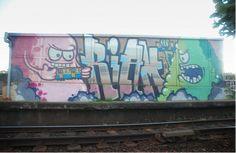 Graffiti raport: Trójmiasto