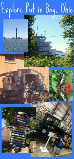 Western New Yorker: Reasons to Explore Put in Bay, Ohio. Travel in the United States.
