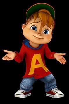 Alvinnn and the Chipmunks- Alvin