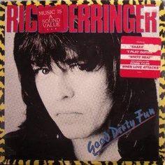 RICK DERRINGER - GOOD DIRTY FUN (LP)