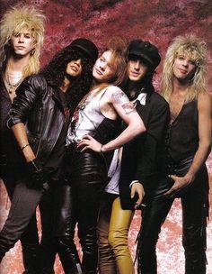 GNR Steven Adler  Duff McKagan  Slash  Axl Rose  Izzy Stradlin