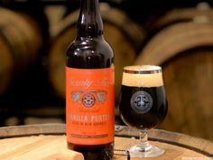 Breckenridge Brewery caps off this monumental year with a very special anniversary beer, aptly named Twenty Five: Imperial Vanilla Porter Aged in Rum Barrels.