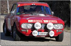 LANCIA FULVIA HF 1600 1971 | Denis789 | Flickr