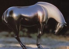 Vanderveen Bronze - Horse Armored
