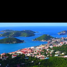Charlotte Amalie, St Thomas... Love the shopping here.  I have been here probably 8 times.
