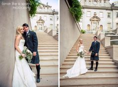 bride and groom, couples portrait, staircase, romantic portrait, timeless beauty, wedding photography, atlanta wedding photographer :: Kelsey + Ian's Wedding at the Swan House in the Atlanta History Center :: with Nikki