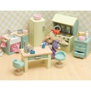 Wooden Dolls House Furniture - MySmallWorld.co.uk