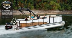 Lowe 2020 SS Series Super Sport Pontoons are the hottest & most versatile combination of party, watersport, fishing, and cruising boats on the water! Pontoon Boats For Sale, Best Pontoon Boats, Fishing Boats For Sale, Lowe Boats, Water Crafts, Canoe, Lowes, Fresh Water, Cruise
