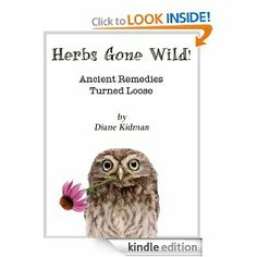 FREE 07/23 - 07/26. Bestselling 5* Kindle book: Herbs Gone Wild! Ancient Remedies Turned Loose http://amzn.to/zin7x5