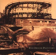 Red House Painters - S/T (Rollercoaster) (1993)