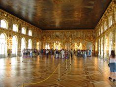The Original Amber Room