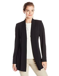161615c0c9 Calvin Klein Women s Long Jacket