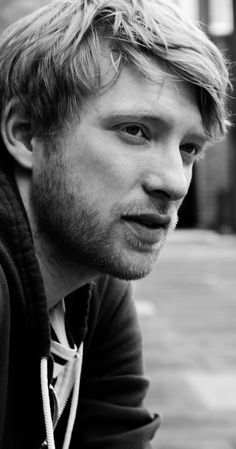 Domhnall Gleeson, Actor: Ex Machina. Domhnall Gleeson was born on May 12, 1983 in Dublin, Ireland. He is an actor and writer, known for Ex Machina (2015), About Time (2013) and Harry Potter and the Deathly Hallows: Part 2 (2011).