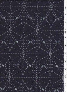 http://www.shiboridragon.com/Sashiko/Fabric/Sashiko-Circles.jpg