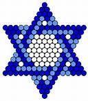 Peyote pattern for star of david - Bing Images
