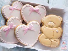 #lovecookies #valentinescookies #bearcookies