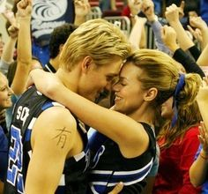 Peyton and Lucas -One Tree Hill