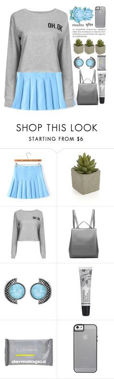 """""""Untitled #1990"""" by credendovides ❤ liked on Polyvore featuring Crate and Barrel, Cowshed and Dermalogica"""