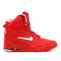 Nike Air Command Force red