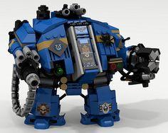 Ultramarines Dreadnought