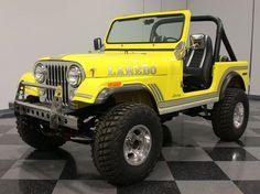 Cj Jeep, Jeep Cj7, Yellow Jeep Wrangler, Badass Jeep, Lifted Chevy Trucks, Jeep Parts, Cool Jeeps, Jeep Pickup, Jeep Accessories