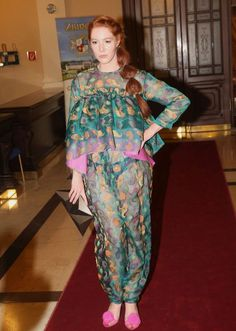 dress/Barbora Prochazkova purse/Fashion shop Parasit shoes/Mohito