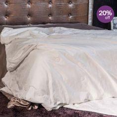 Spring/Autumn Cotton-Covered Silk-Filled Duvet