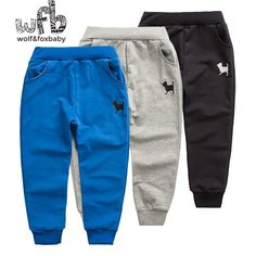 Cheap sport pant child, Buy Quality pants children directly from China pants kids Suppliers: Retail 3-6 years pants solid color full-length Sports pants children Kids for spring autumn fall