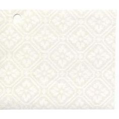 PP WALLPAPER: VICTORIAN LACE, WHITE