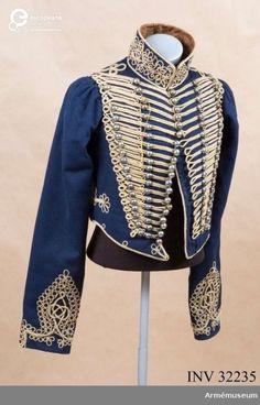 Dress Uniform 1820-1845 Armémuseum