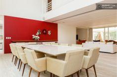 Casa de #Ronaldinho #Comedor #Brasil2014 Table, Furniture, Home Decor, Modern Man, Nice Houses, Dining Room, Flats, Decoration Home, Room Decor
