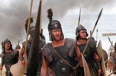 Troy - Movie Still Sean Bean Troy, History Memes, Art History, Troy Film, Tyler Mane, Vincent Regan, Alex King, Julian Glover, Eric Bana