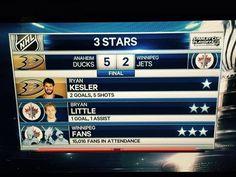 Winnipeg Jets fans earn third star of elimination game, courtesy of Sportsnet 4-22-2015