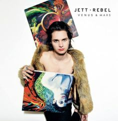Venus & Mars by Jett Rebel