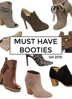 Just like any other in-season item, the online selection of ankle boots is insane. From wedges to flats to heels. Faux-leather, suede or genuine leather. Brown, leopard print or fire-engine red. They have it all! So, Ive saved you a little bit of time sh