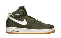 Nike Air Force 1 Mid Olive Available Now