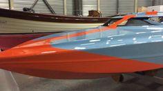 #gulf #gt40 #speedboat # the making off.... Follow us!