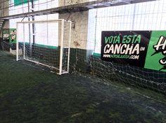 Siempre al lado del gol #hoysejuega #canchasdefutbol #alquilerdecanchas