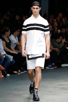 JUST Men's Fashion  Givenchy Spring-Summer 2015 Men's Collection
