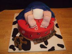 baby rump cake